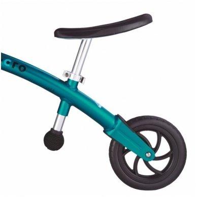 Balansinis dviratukas MICRO G-Bike Chopper Deluxe žydras 8