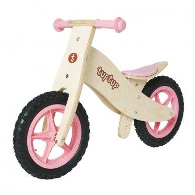 Balansinis dviratukas Tup Tup Pink