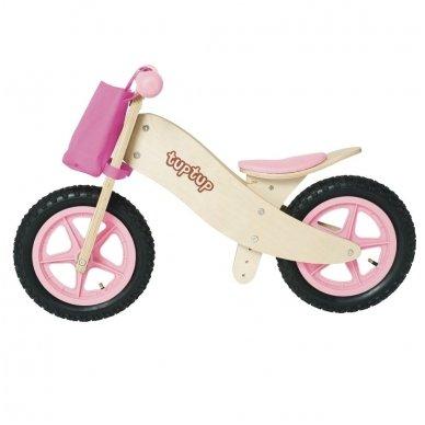Balansinis dviratukas Tup Tup Pink 2