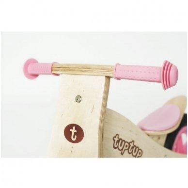 Balansinis dviratukas Tup Tup Pink 3