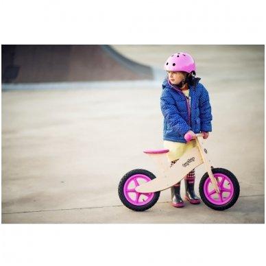 Balansinis dviratukas Tup Tup Pink 6
