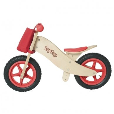 Balansinis dviratukas Tup Tup Red 2