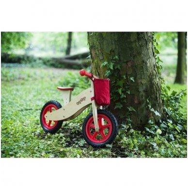 Balansinis dviratukas Tup Tup Red 3