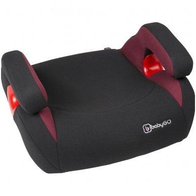Automobilinė kėdutė - paaukštinimas Bursa IzoFix 15-36kg 15
