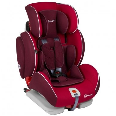 Automobilinė kėdutė Sira Izo fix 9-36kg 15