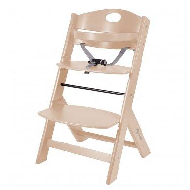 Maitinimo kėdutė medinė Family