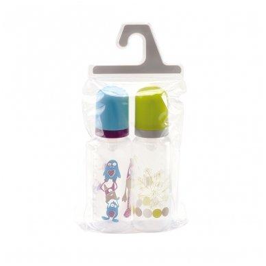 Buteliukas plastikinis 240ml
