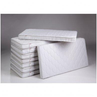 Čiužinys Quilted fiber block lovai 140*70cm