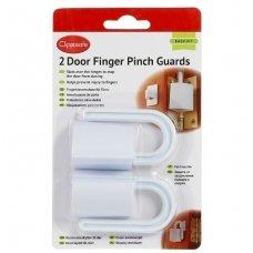 Limiters of interior doors, Clippasafe