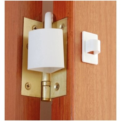 Durų apsauga 2vnt 2
