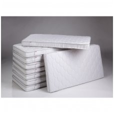 TROLL QUILTED FIBER MATTRESS 39X89CM