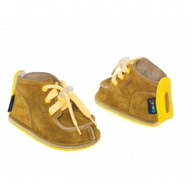 Batai vaikams Gucio Yellow 8