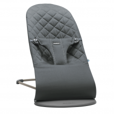 Gultukas BabyBjorn Bliss, Anthracite Cotton