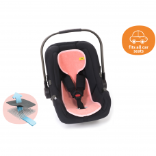 Įdėklas su oro tarpu Aeromoov  Air Layer Flamingo 0-13 kg