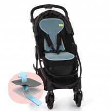 Įdėklas su oro tarpu Aeromoov  Air Layer Mint į vežimėlį