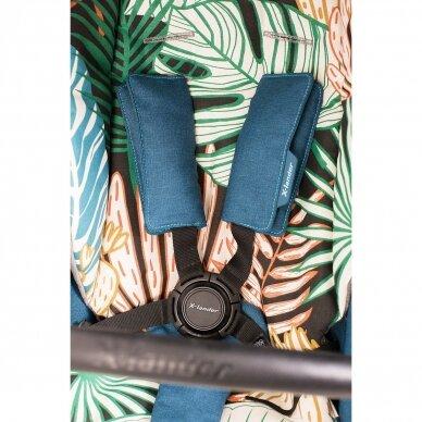 Įdėklas į vežimėlį X-Pad Tropic dvipusis 4
