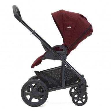 Joie Chrome DLX sportinis vežimėlis, Cranberry 2