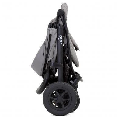 Joie Litetrax 4 Air sportinis vežimėlis, Gray Flanel 4