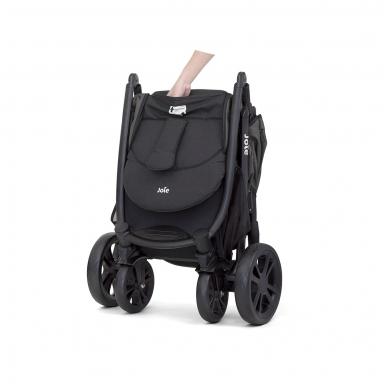 Joie Litetrax 4 sportinis vežimėlis, Coal 5