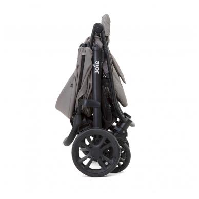 Joie Litetrax 4 sportinis vežimėlis, Grey Flanel 2