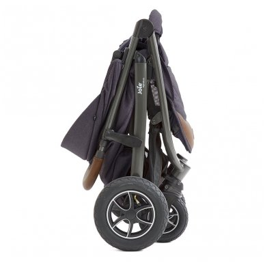 Joie Mytrax Flex Signature sportinis vežimėlis, Granit Blue 8