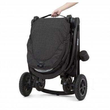Joie Versatrax vežimėlis 2in1, Pavement 8