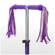 Kaspinai MICRO violetiniai