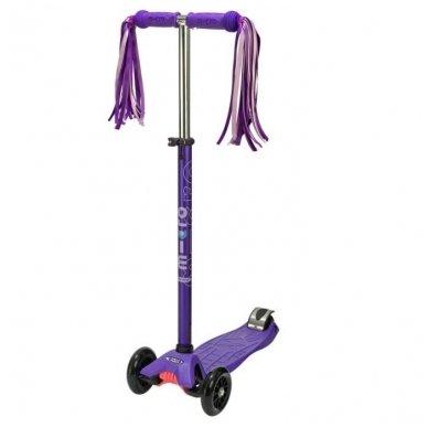Kaspinai MICRO violetiniai 3