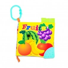Knygelė Farm Fruits