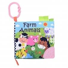 Knygelė Farm Animals