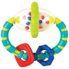 Rattle-teether Bright Starts