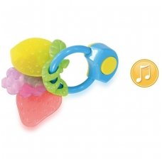 "Musical teether ""FRUITS"""