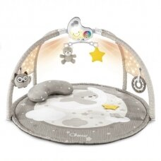 Lavinamasis kilimėlis First Dreams Grey, Chicco