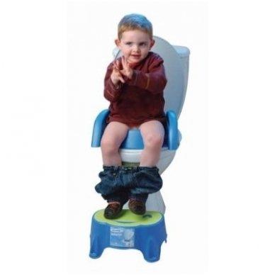 Laiptelis - kėdutė neslystančiu paviršiumi 4