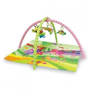 Lavinamasis kilimėlis Fairy Tales Green