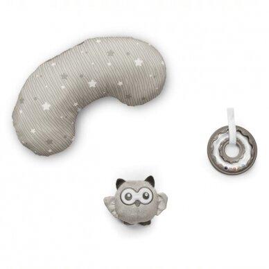 Lavinamasis kilimėlis First Dreams Grey, Chicco 8