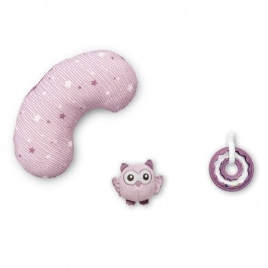 Lavinamasis kilimėlis First Dreams Pink, Chicco  7
