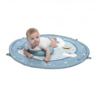 Lavinamasis kilimėlis First Dreams Blue, Chicco 3
