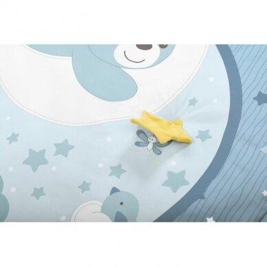 Lavinamasis kilimėlis First Dreams Blue, Chicco 6