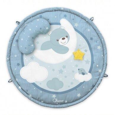 Lavinamasis kilimėlis First Dreams Blue, Chicco 7