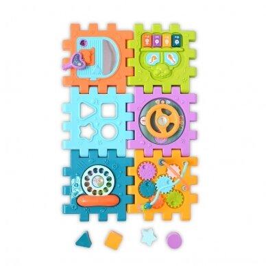 Lavinamasis kubas Activity Cube 3
