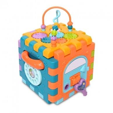 Lavinamasis kubas Activity Cube