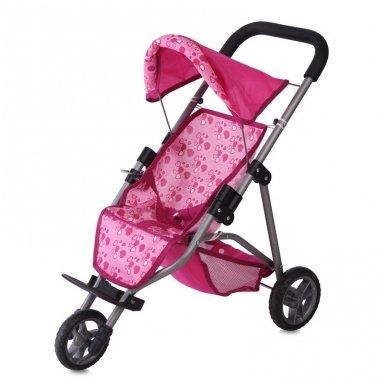 Lėlių vežimėlis Tricycle