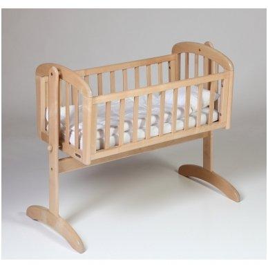 Lopšelis Anna Swinging crib 5