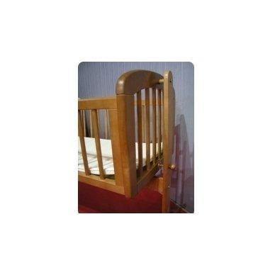 Lopšelis Anna Swinging crib White 3