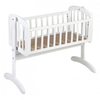 Lopšelis Anna Swinging crib 6
