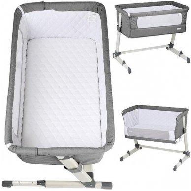 Lopšelis-lovytė Together Grey 3