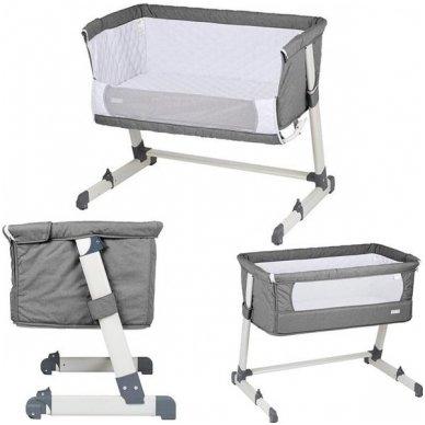 Lopšelis-lovytė Together Grey 5