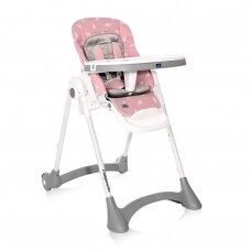 Maitinimo kėdutė Lorelli Campanella Pink Bears