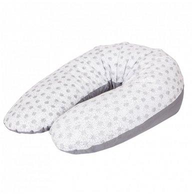 Maitinimo pagalvė CebaBaby MULTI, gelytės